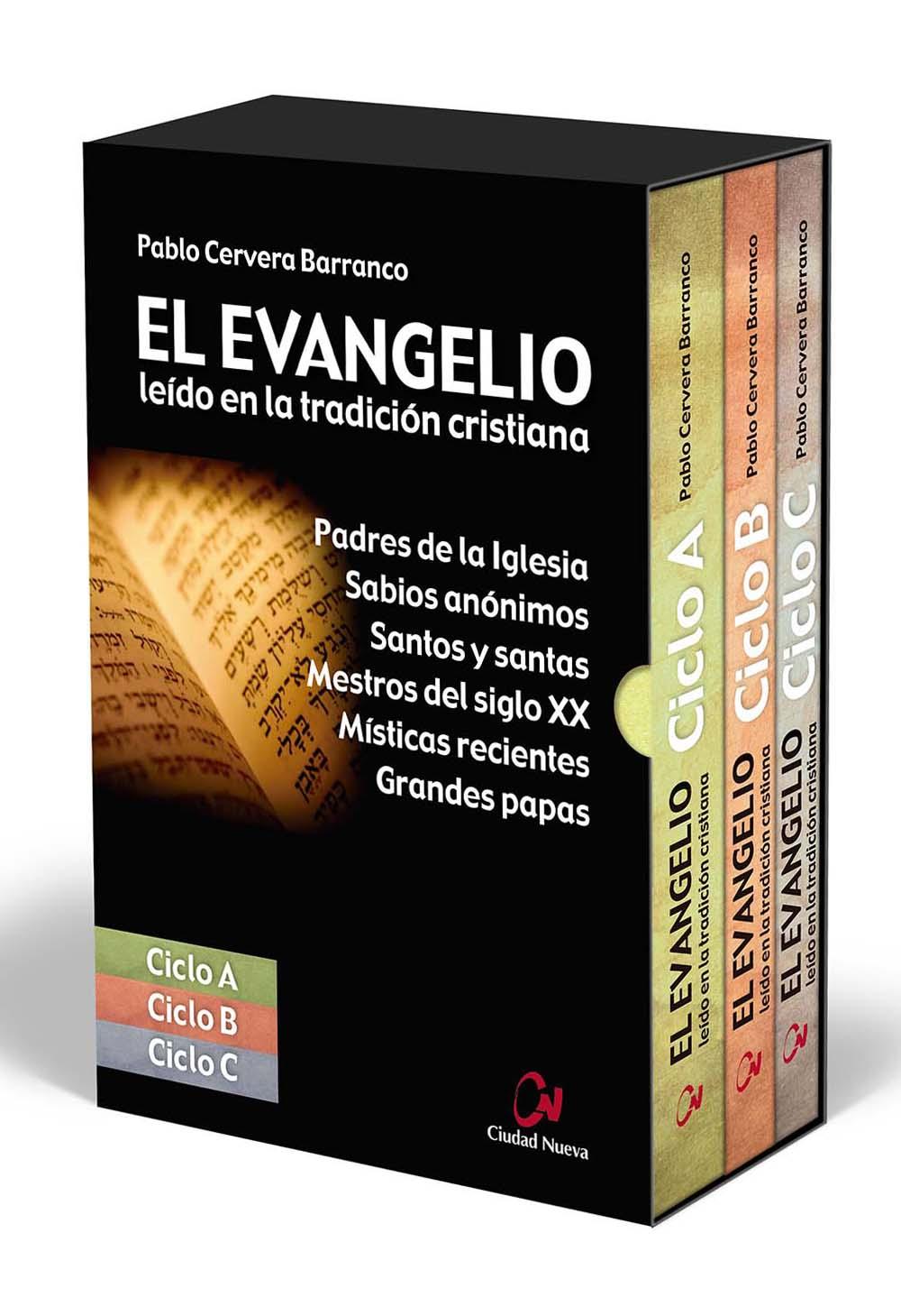 estuche-trilogia-evangelio-leido-en-la-tradicion-cristiana